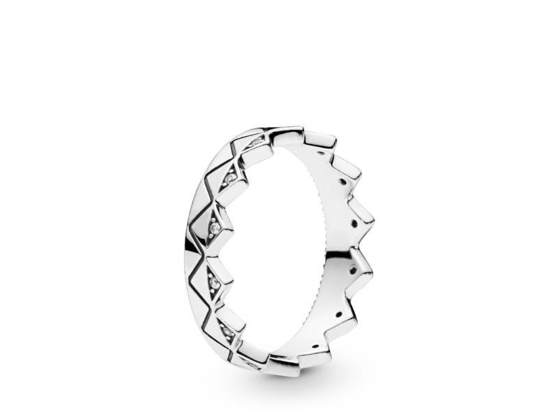 pandora anello con la corona