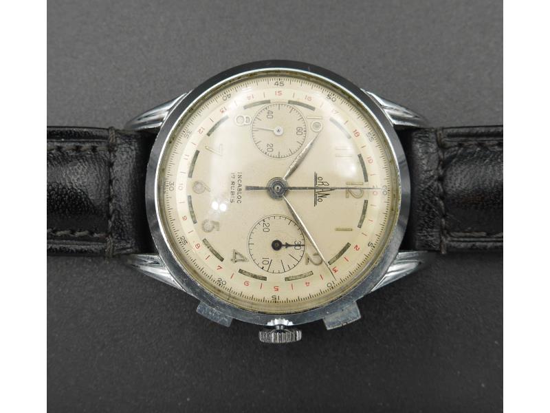 Cronografo anni  40 Landeron 48