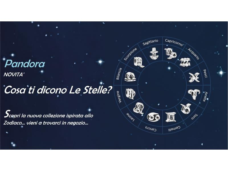 pandora segni zodiacali ariete